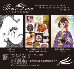 Three-LinePR画像