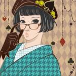 Playing Card Girl2